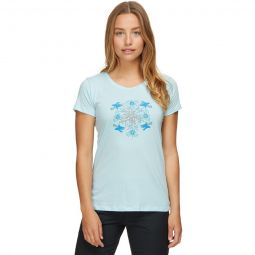 Hidden Lake Crew T-Shirt - Womens