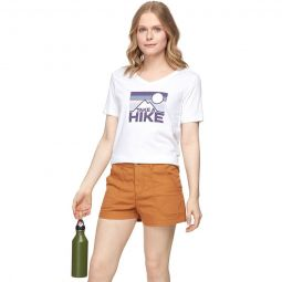 Mount Rose Relaxed T-Shirt - Womens