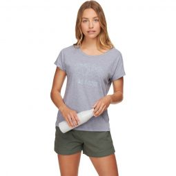 High Dune Short-Sleeve T-Shirt - Womens