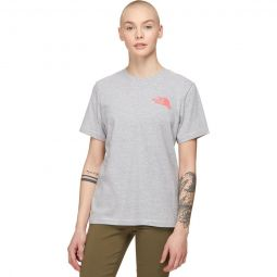 Dome Climb Short-Sleeve T-Shirt - Womens