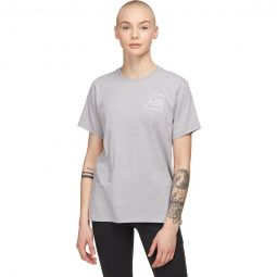Logo Marks Triblend Short-Sleeve T-Shirt - Womens