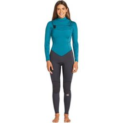 3/2mm Furnace Synergy Chest-Zip GBS Wetsuit - Womens