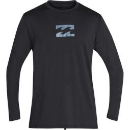 All Day Mesh Loose Fit Long-Sleeve Rashguard - Mens