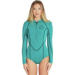 Salty Dayz Long-Sleeve Springsuit - Womens