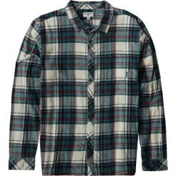 Coastline Flannel Shirt - Mens
