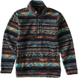 Boundary Mock 1/2-Zip Jacket - Mens