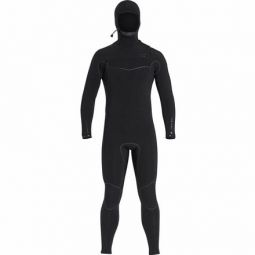 5/4 Furnace Ultra Hooded Chest-Zip Wetsuit - Mens