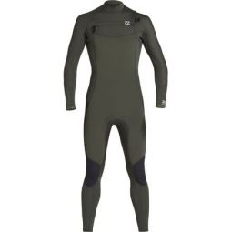 4/3mm Furnace Absolute Chest-Zip GBS Full Wetsuit - Mens