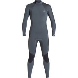 4/3mm Furnace Absolute Back-Zip Full Wetsuit - Mens