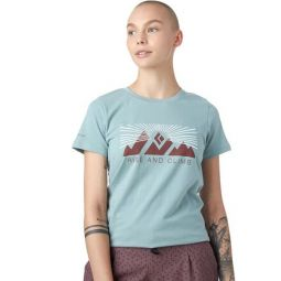 Rise And Climb Short-Sleeve T-Shirt - Womens