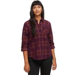 Times Two Corduroy Shirt - Womens