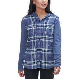 Reagan Midweight Flannel Shirt - Womens