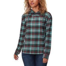 Shelley Midweight Flannel Shirt - Womens