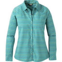 Pilchuck Long-Sleeve Shirt - Womens