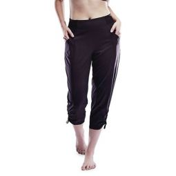 Lets Go Mid Rise Crop - Womens