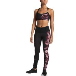 Motivation Printed High-Rise Tight - Womens