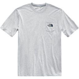 Camping Notes Pocket T-Shirt - Mens
