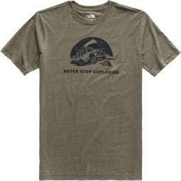 Pony Wheels Tri-Blend T-Shirt - Mens