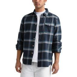 Arroyo Long-Sleeve Flannel Shirt - Mens