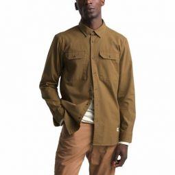 Battlement Long-Sleeve Utility Shirt - Mens