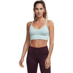 Seamless Longline Sports Bra - Womens