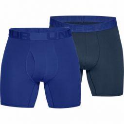 Tech Mesh 6in Underwear - 2-Pack - Mens