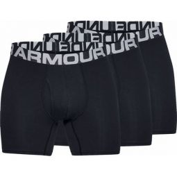 Charged Cotton 6in Underwear - 3-Pack - Mens