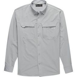 Tide Chaser Hybrid Long-Sleeve Shirt - Mens