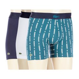 Casual Fashion Wording Boxer Briefs 3-Pack