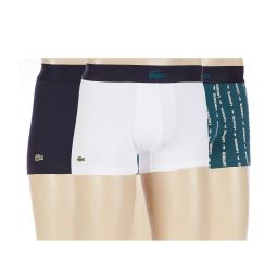 Casual Fashion Wording Trunks 3-Pack