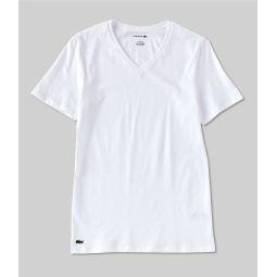 V-Neck Regular Fit Essential T-Shirt 3-Pack