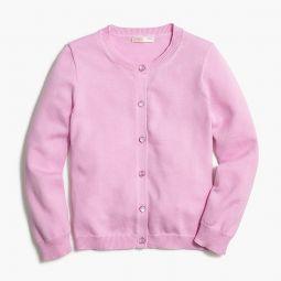 Girls Casey cardigan sweater
