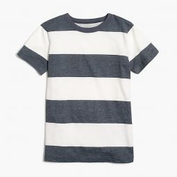 Boys wide-stripe T-shirt