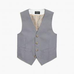 Boys Thompson vest in oxford
