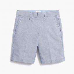 Boys Gramercy short in sunwashed oxford
