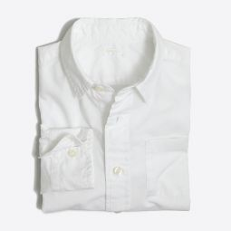 Boys long-sleeve flex washed shirt