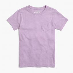 Kids extra-soft slub cotton T-shirt
