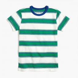 Boys surf stripe T-shirt
