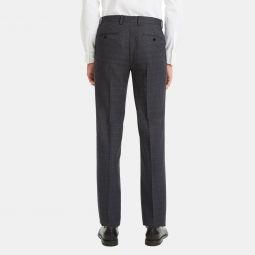 Wool Plaid Mayer Pant