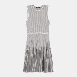 Novelty Marled Dress