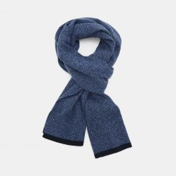 Cashmere Tipped Scarf