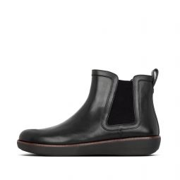 Womens Chai Leather Boots