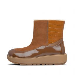 Womens Elin Suede Boots