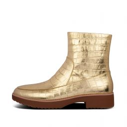 Womens Kinbey Leather Boots
