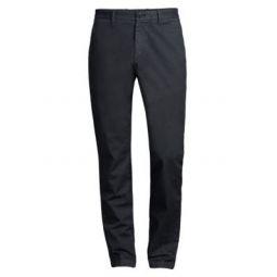 Zaine Patton Stretch Cotton Trousers