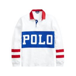 Jersey Long-Sleeve Rugby Shirt.
