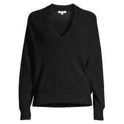 Madalene V-Neck Cashmere Sweater