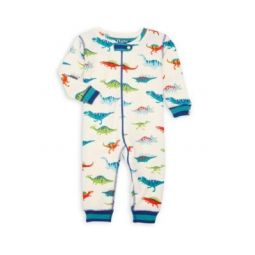 Baby Boys Dino Herd Coverall