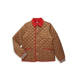 Little Boys & Boys KB6 Culford Quilted Jacket