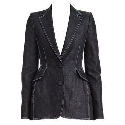 Denim Tailored Jacket